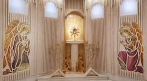 Toledo : inaugurata la seconda cappella di adorazione perpetua