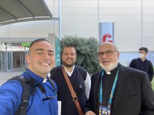 """""""Chi ci sta?"""" – Sfida del Congresso Eucaristico Internazionale<br>5-12 settembre 2021"""